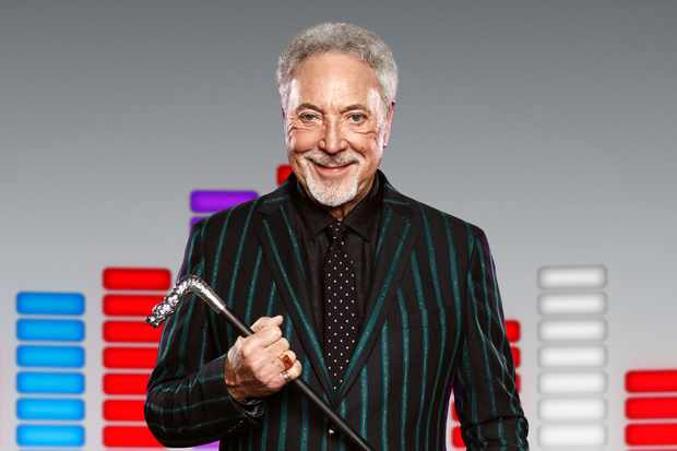 Tom Jones, The Voice UK (ITV, EH)