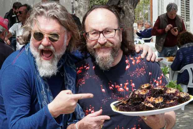 Si King, Dave Myers, Hairy Bikers