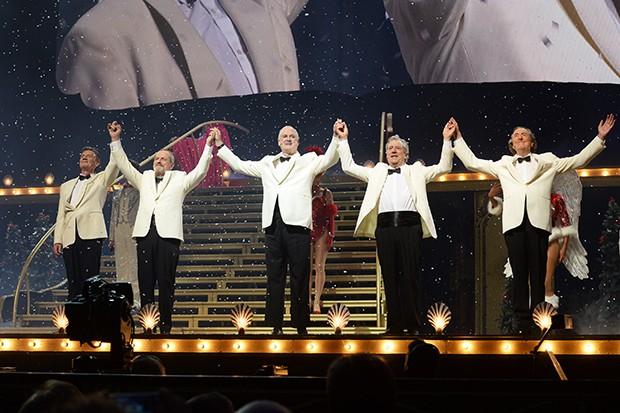 Monty Python Live in 2014