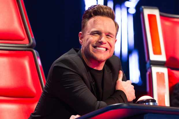 The Voice UK Olly Murs
