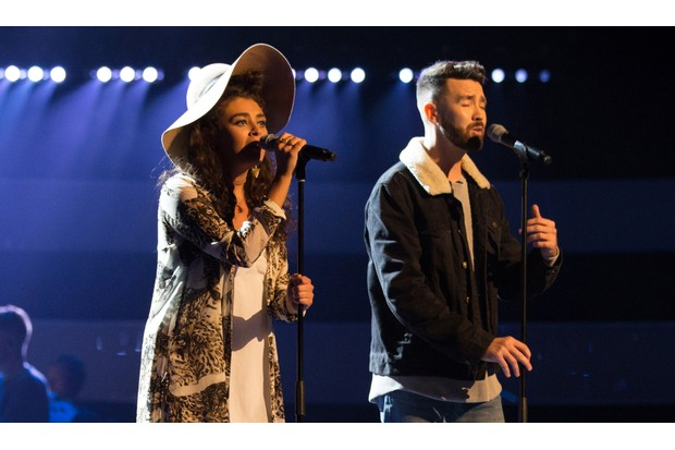 The Voice UK - RYT (Tania and Ryan)