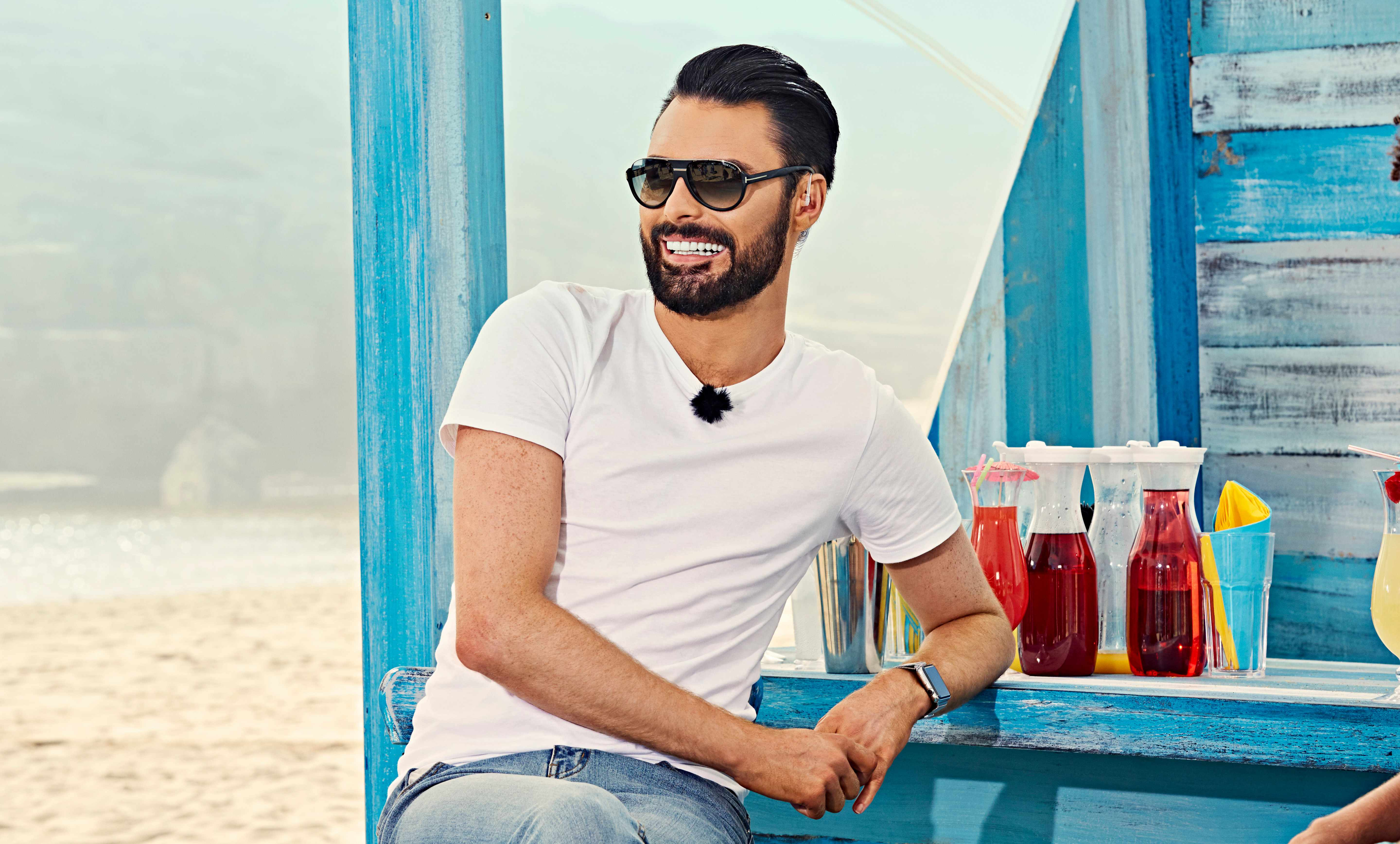 Rylan Clark-Neal's The Wave on W