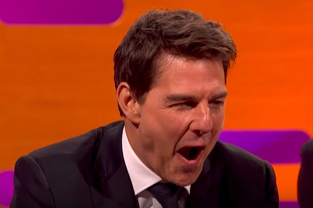 Tom Cruise on The Graham Norton Show