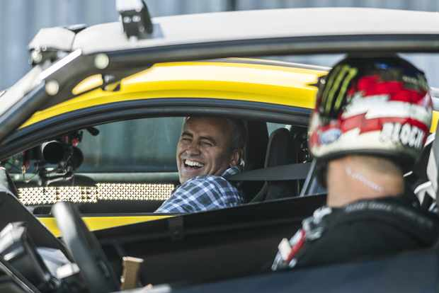 Top Gear series 25 LeBlanc