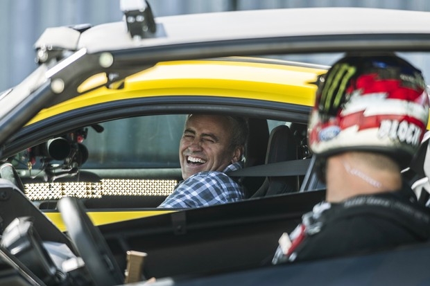 Top Gear, BBC Global Publicity Still, BD