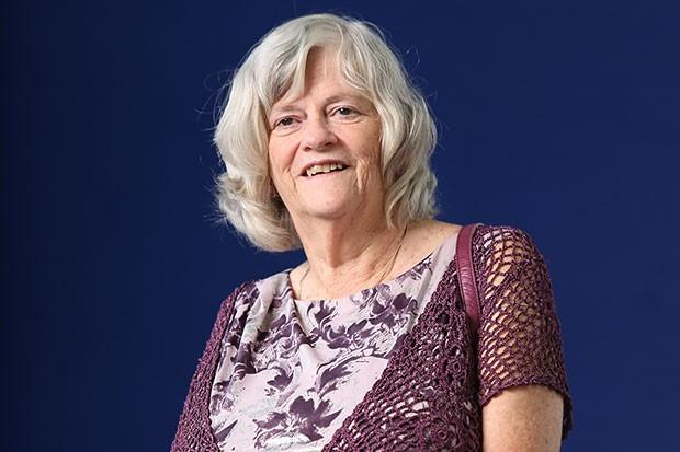Ann Widdecombe, Getty, SL