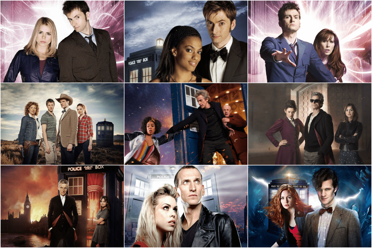 Doctor Who - Best New Who series