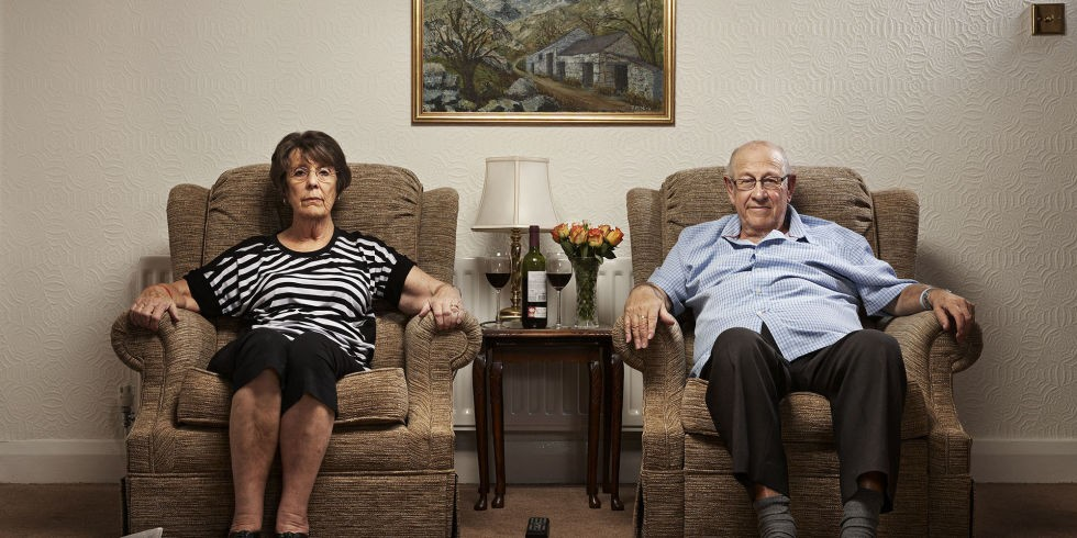 Leon and June, Gogglebox (C4, EH)