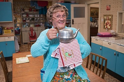 All Round to Mrs Brown's, BBC Pictures, SL