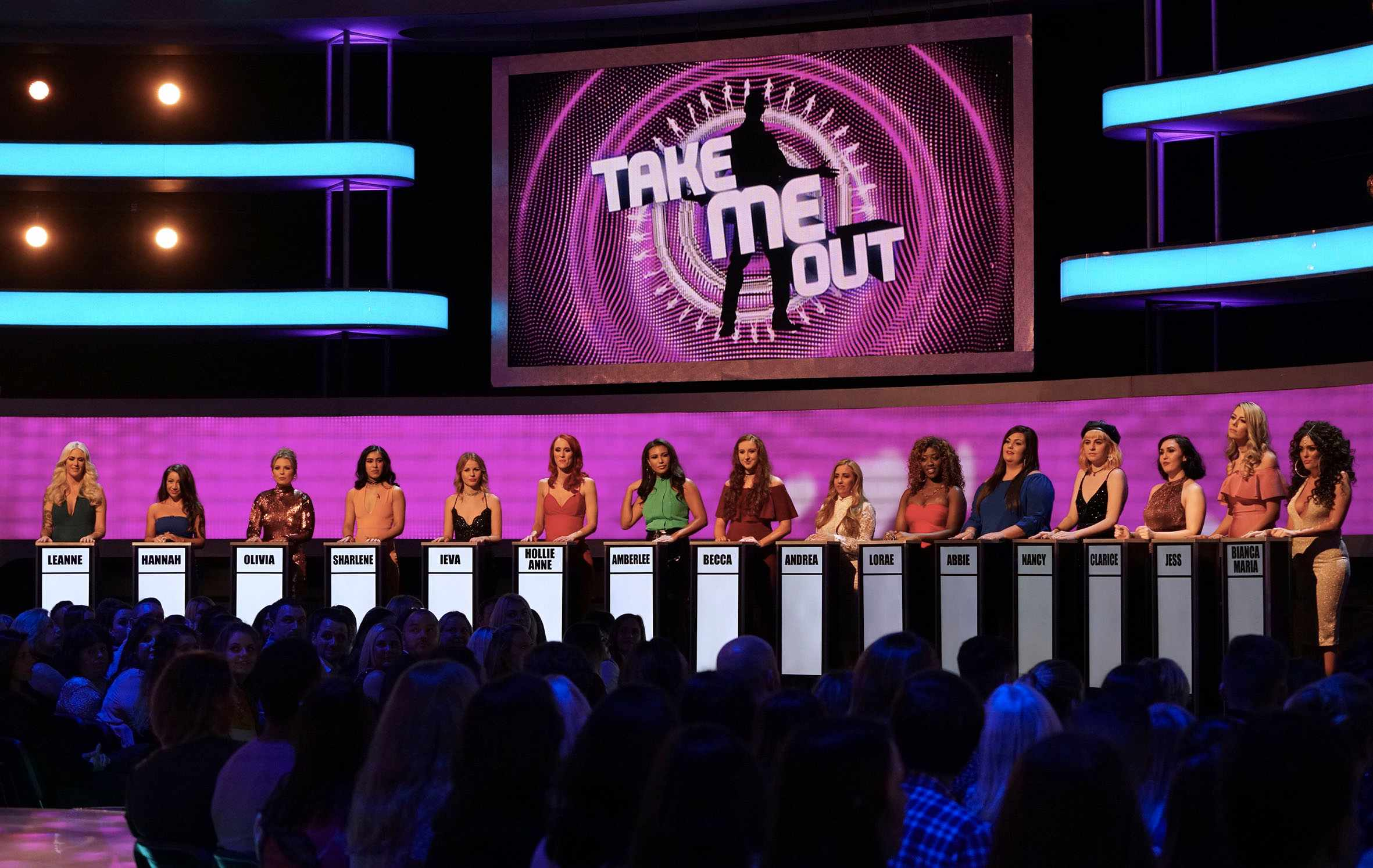 Take Me Out (ITV, EH)