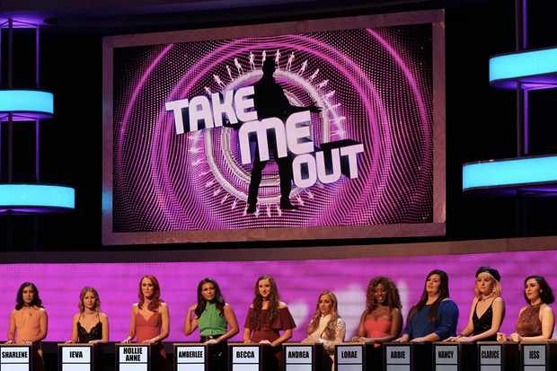 Image result for take me out itv