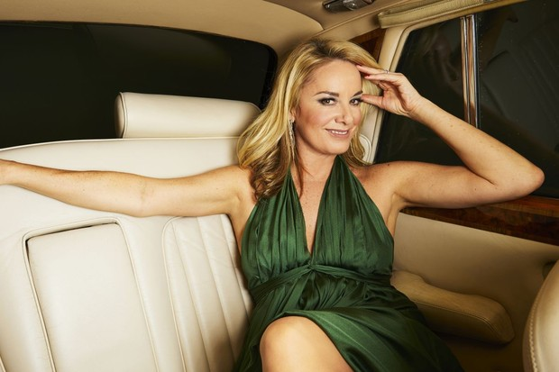 Tamzin Outhwaite (RT shoot Nicky Johnston, EH)