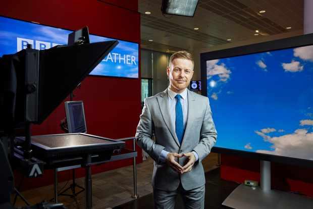 Tomasz Schafernaker, BBC Weather