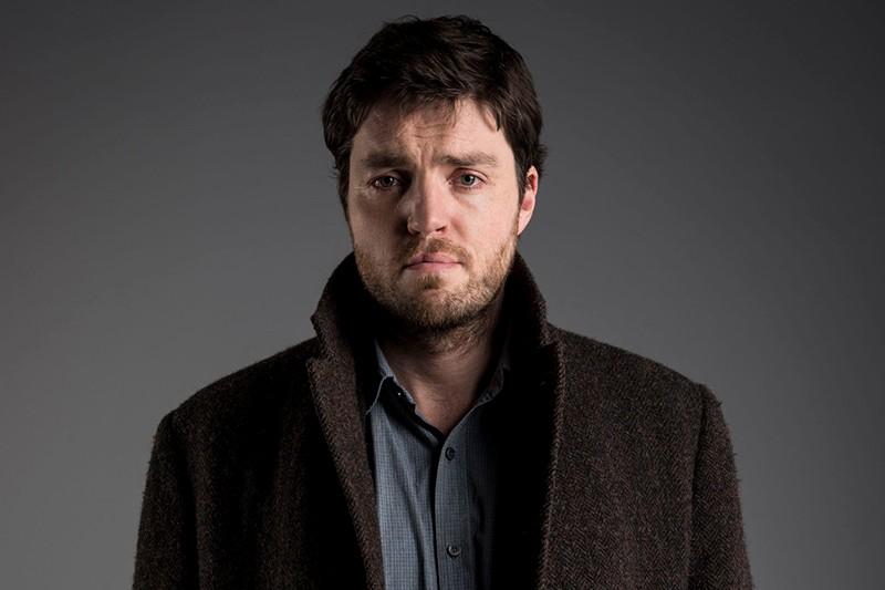 Tom Burke as Cormoran Strike (BBC, HF)