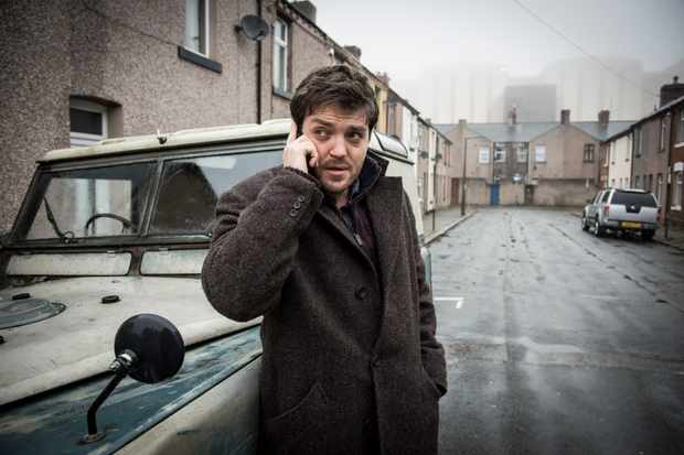 Tom Burke, Strike: Career of Evil (BBC, EH)