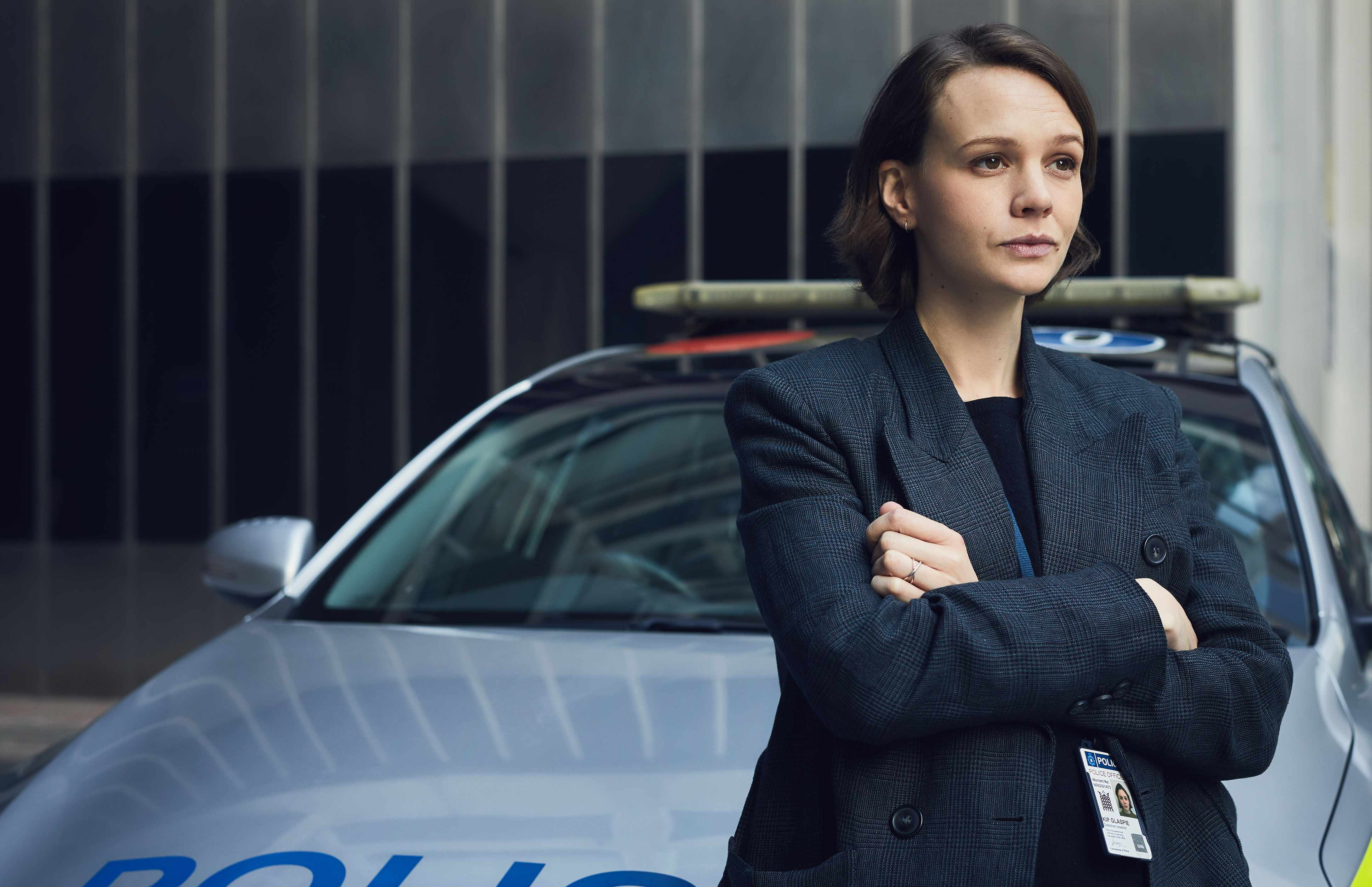 Carey Mulligan, Collateral (BBC, EH)