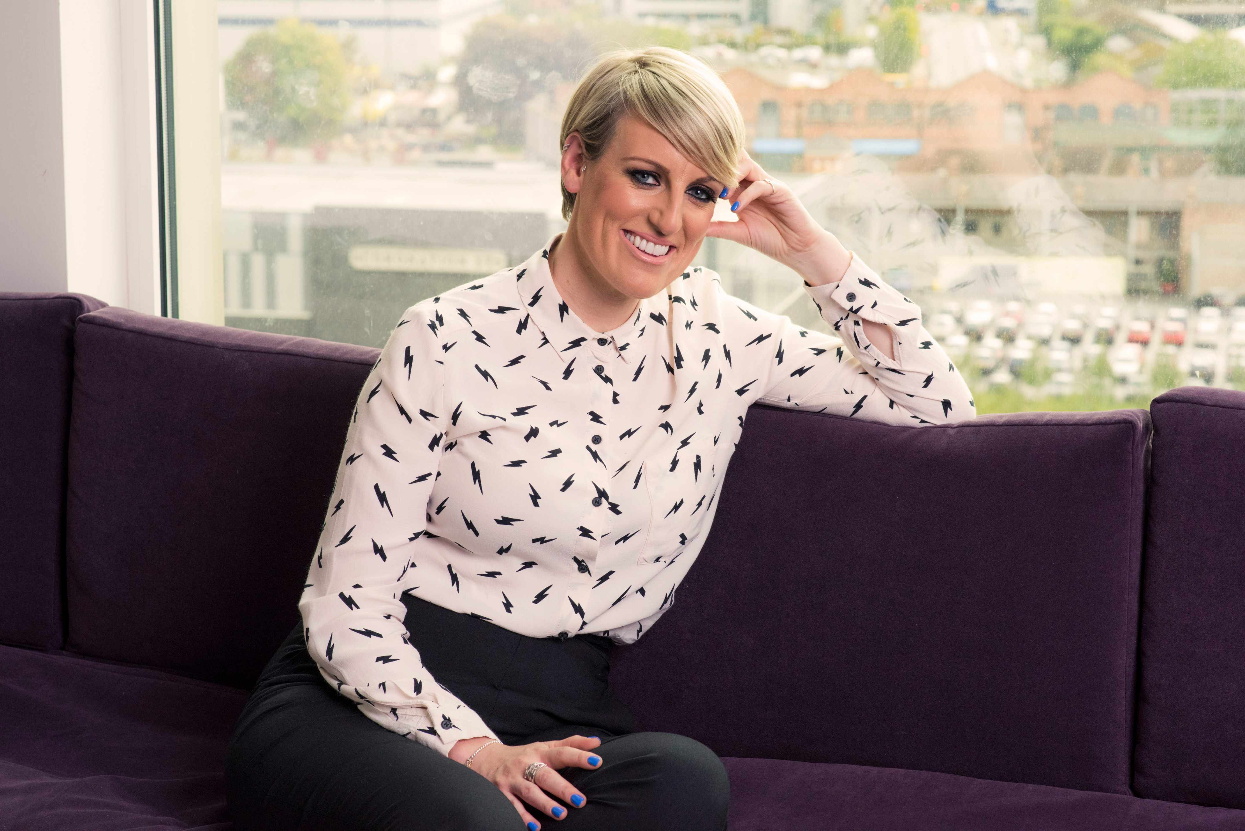 Steph McGovern, BBC Breakfast (BBC, EH)