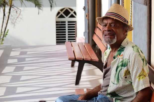 Death in Paradise - Dwayne's dad