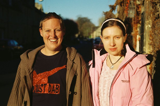 Slugs (MICHAEL SLEGGS) and Kayleigh (CELESTE DRING) in This Country