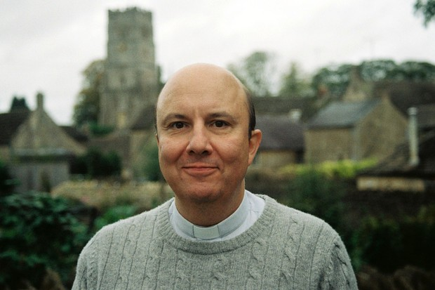The Vicar (PAUL CHAHIDI) in This Country