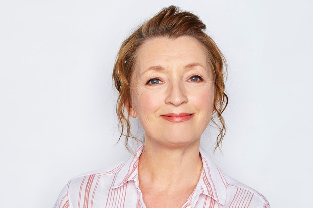 Lesley Manville is Cathy in Mum