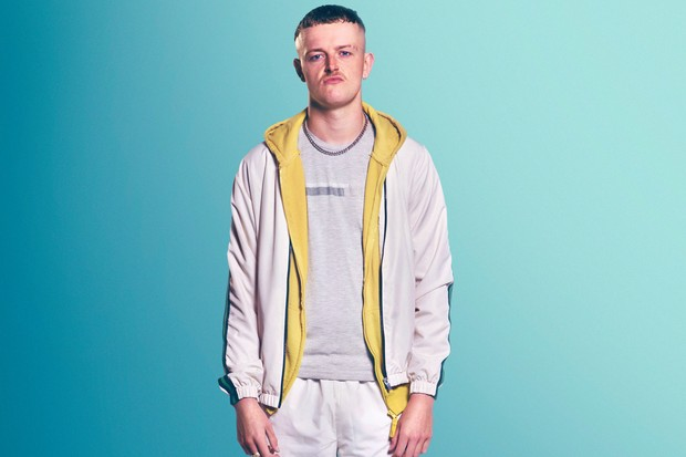 Young Offenders Chris Walley is Jock O'Keefe