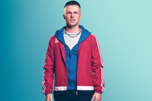 Young Offenders Alex Murphy is Connor MacSweeney