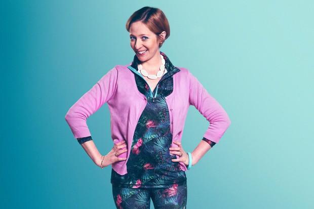 Orla Fitzgerald is Orla Walsh (BBC)