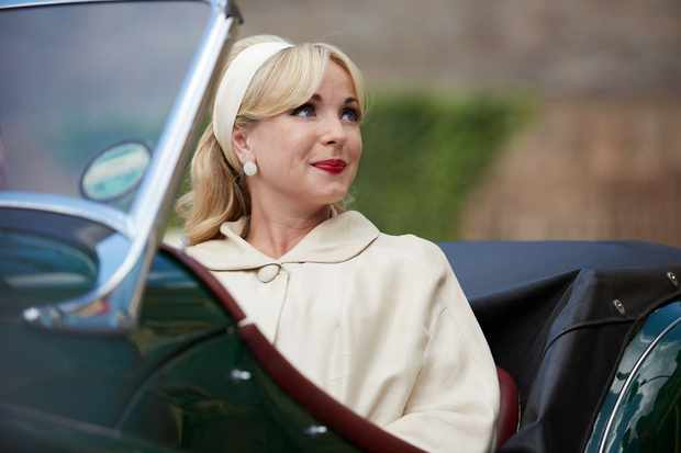 Call the Midwife - Helen George as Nurse Trixie Franklin