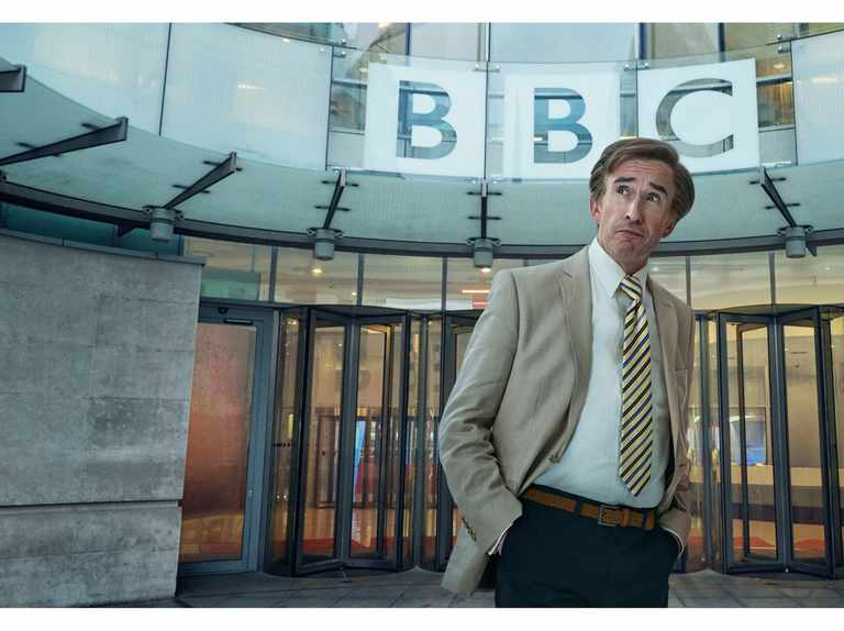 When is the new Alan Partridge travelogue series on TV?