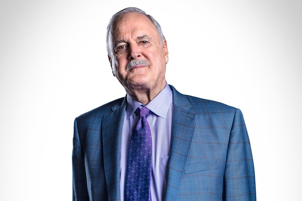 John Cleese in Hold the Sunset