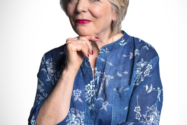 Alison Steadman in Hold the Sunset