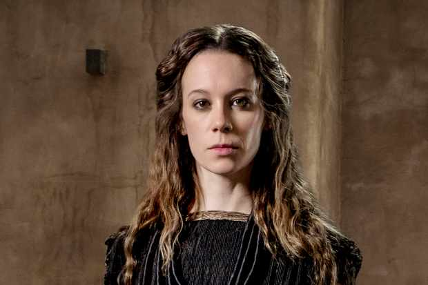 WARNING: Embargoed for publication until 00:00:01 on 13/02/2018 - Programme Name: Troy - Fall of a City - TX: n/a - Episode: Troy - Fall of a City generics (No. n/a) - Picture Shows: Andromache (CHLOE PIRRIE) - (C) Wild Mercury Productions - Photographer: Graham Bartholomew BBC, TL