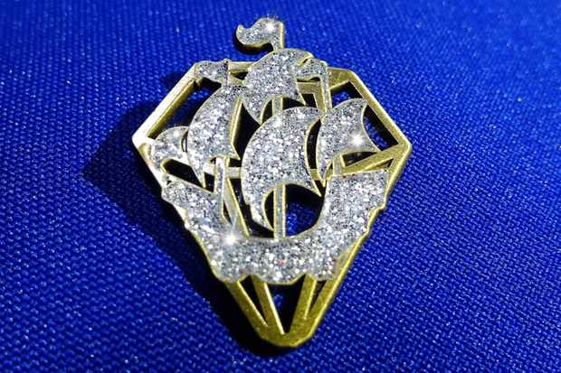 Blue Peter Diamond Badge