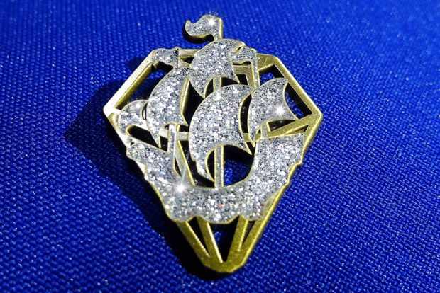 Blue Peter Diamond Badge