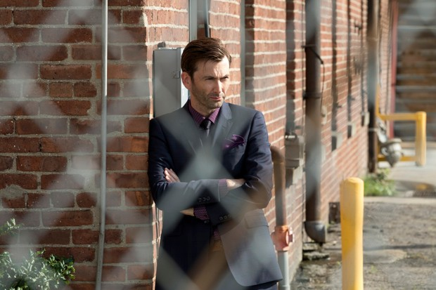 David Tennant as Kilgrave in Marvel's Jessica Jones season two (Netflix, JG)
