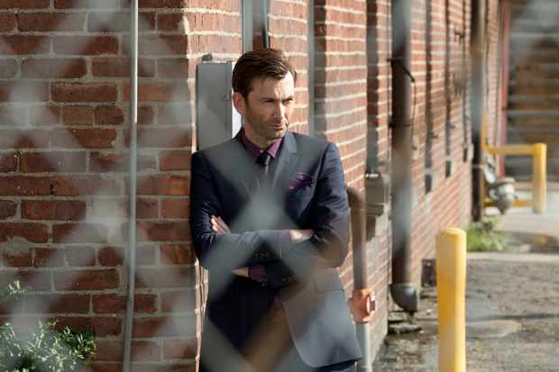 David Tennant as Kilgrave in Marvel's Jessica Jones season two (Netflix, JG)