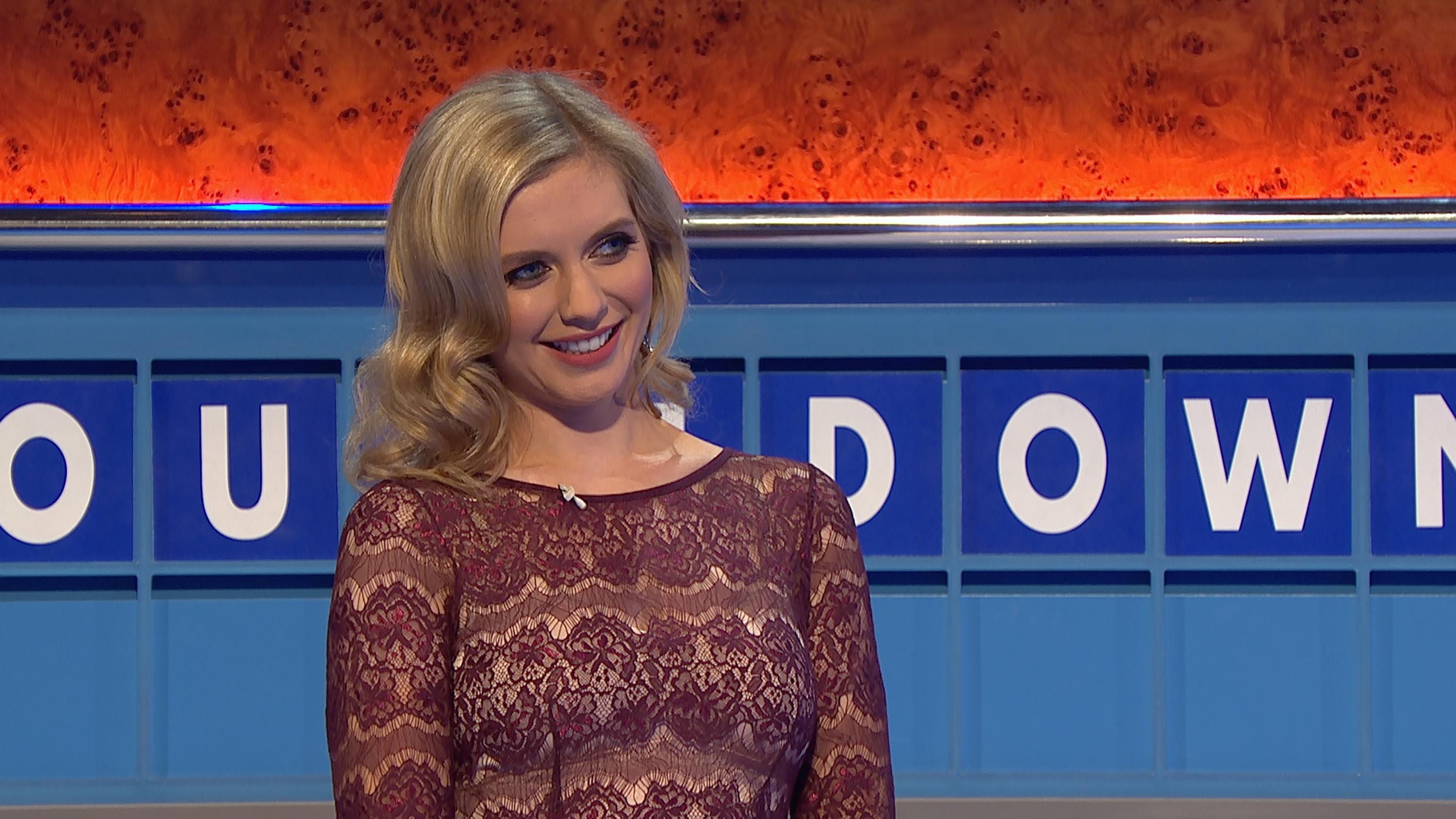 8 Out of 10 Cats Does Countdown: - Episode 3 (RACHEL RILEY) C4, TL