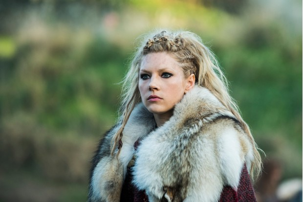 Katheryn Winnick as Lagertha in Vikings