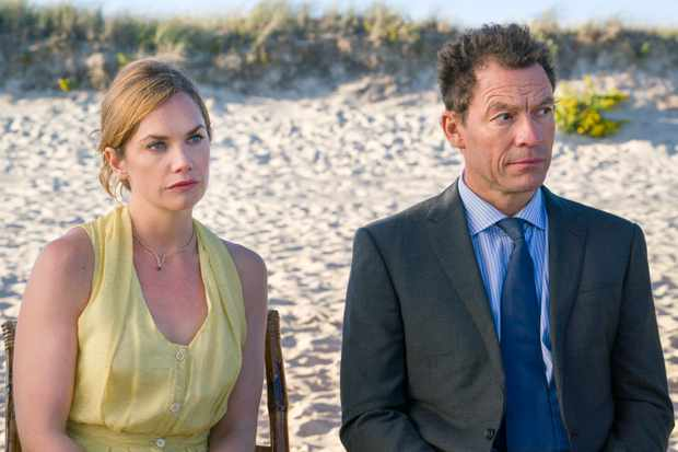 Ruth Wilson and Dominic West, The Affair (Sky, EH)