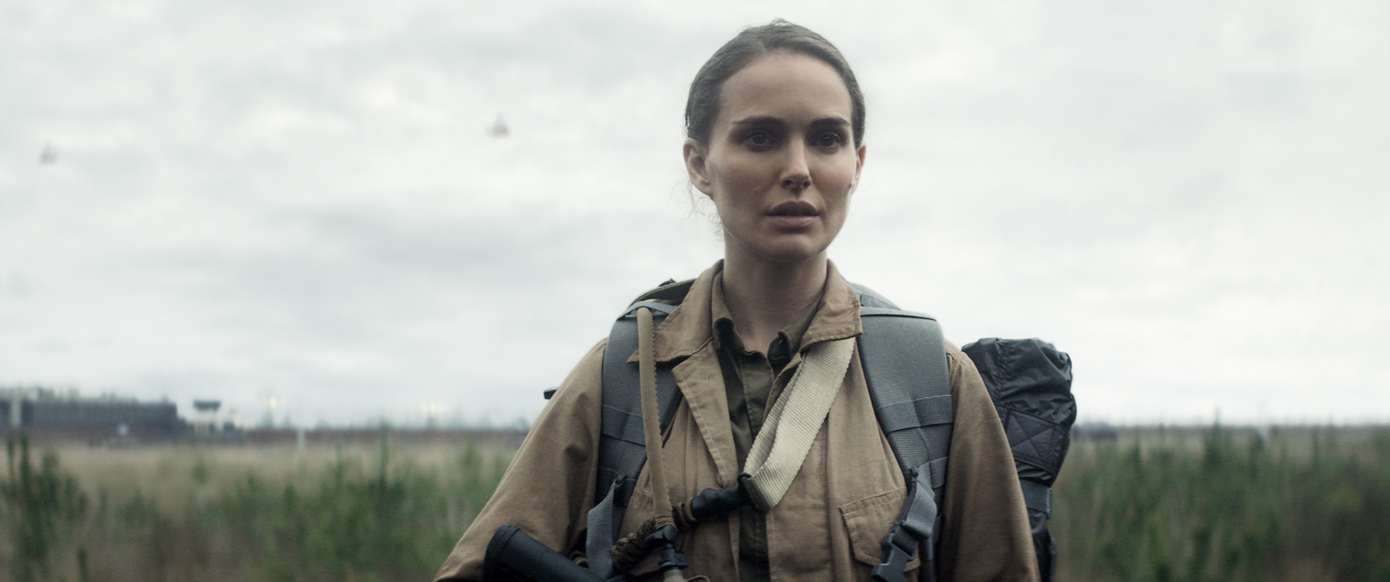 Natalie Portman plays Lena in Annihilation from Paramount Pictures and Skydance.