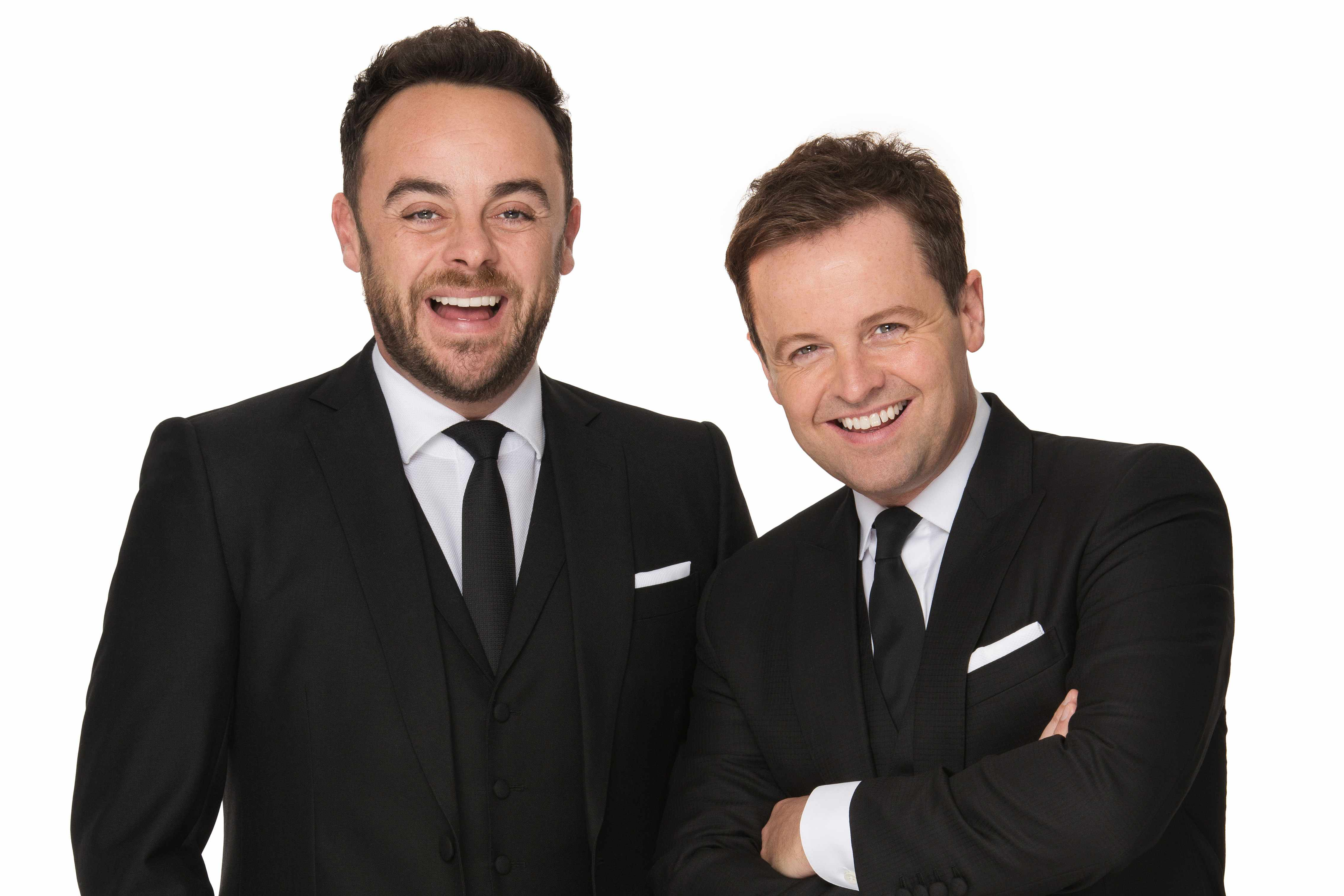 Ant and Dec Saturday Night Takeaway (ITV Pictures, JG)