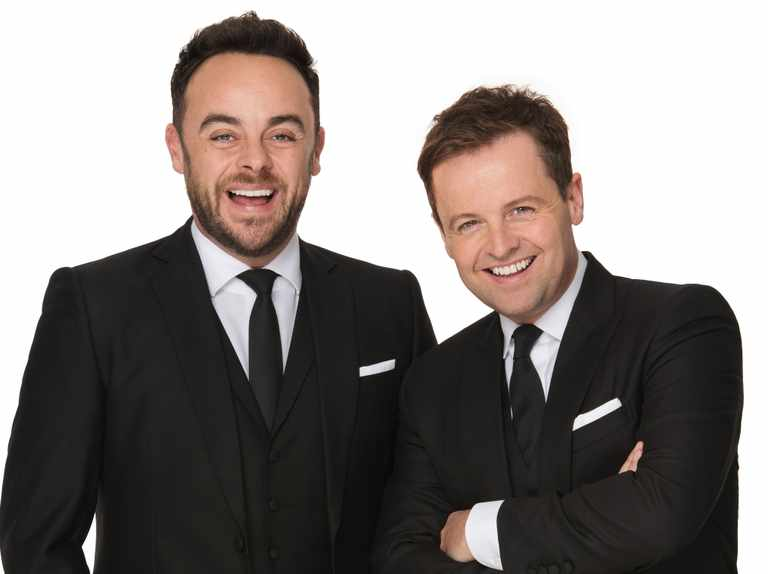 Ant and Dec get emotional as royal connections revealed in new ITV show