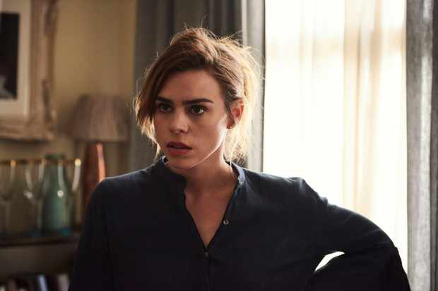 Billie Piper in Collateral