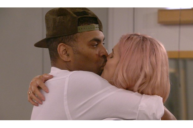 Celebrity Big Brother 2018 - Ginuwine and Ashley James
