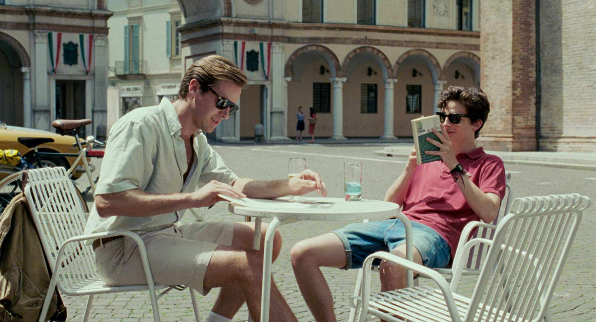 Call Me By Your Name (waytoblue email, EH)
