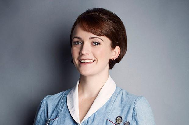 Call the Midwife - Charlotte Ritchie as Nurse Barbara Hereward