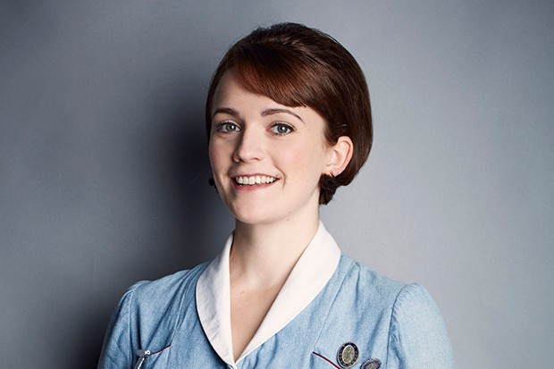 Call the Midwife - Charlotte Ritchie as Nurse Barbara Hereward