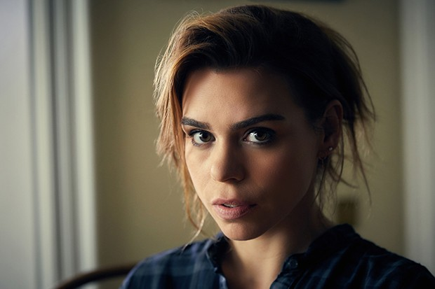 Collateral – Billie Piper as Karen Mars