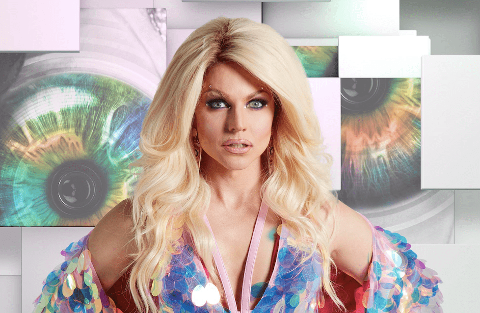 Courtney Act on Celebrity Big Brother 2018